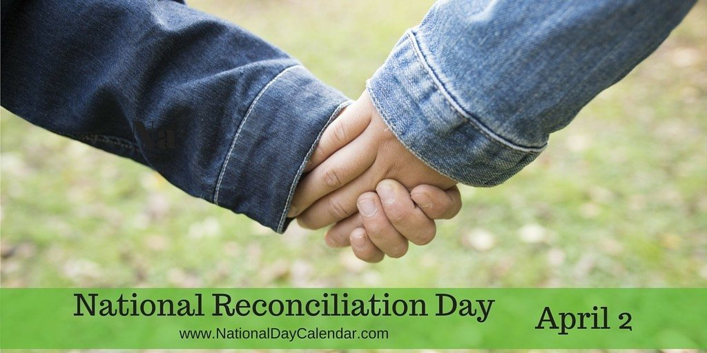 National Reconciliation Day - April 2