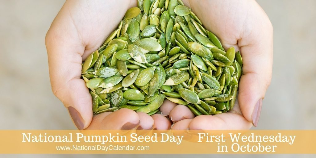 national-pumpkin-seed-day-first-wednesday-in-october